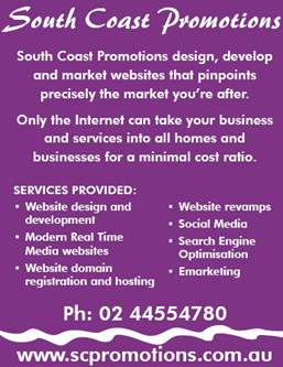 scpromotions web design